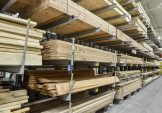 Ross Technology Lowe's Cantilever Racks