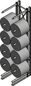 Pinarm Coil Rack