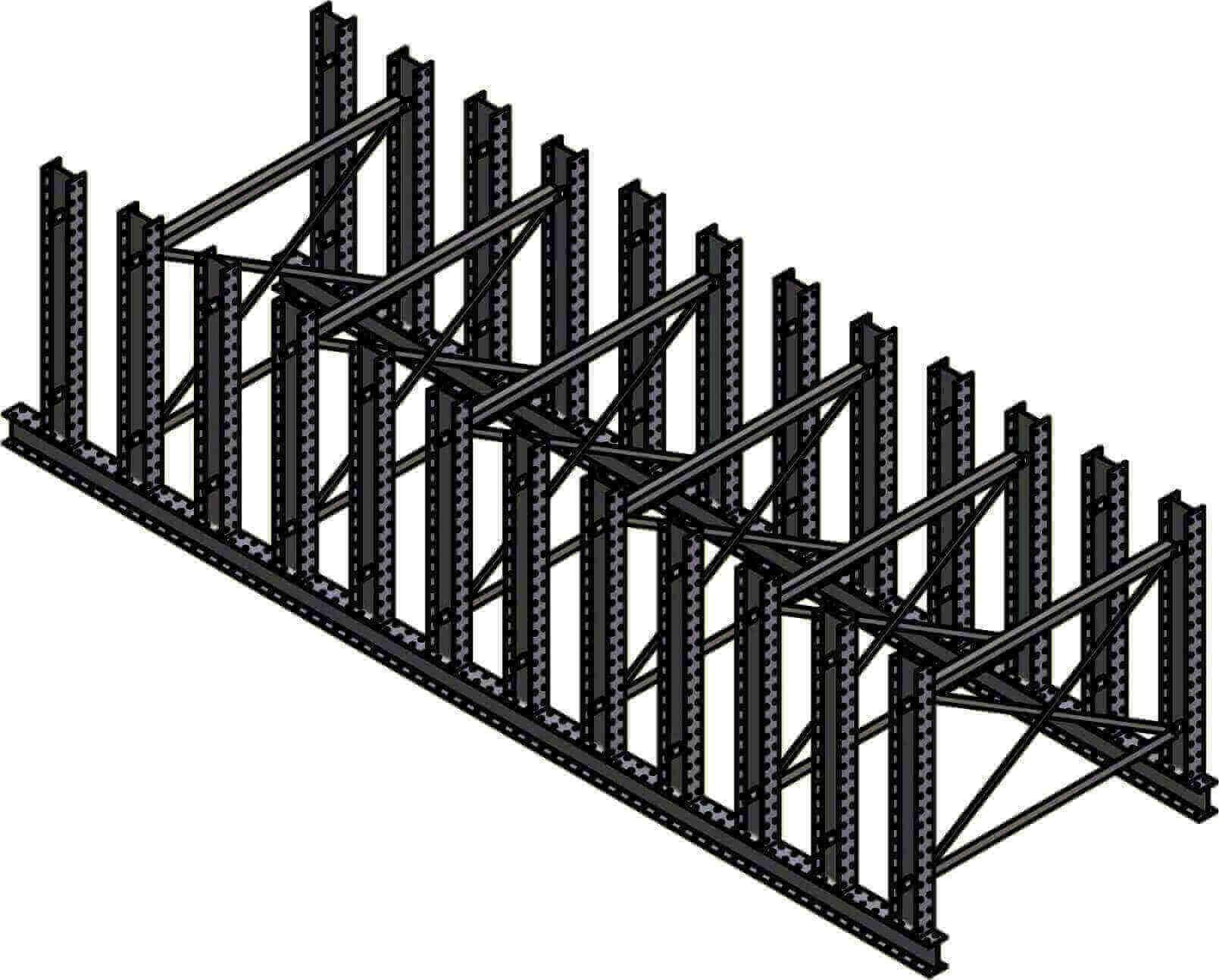 Plate Rack  sc 1 st  Ross Technology & Dexco Structural I-Beam Specialized Rack Systems - Ross Technology