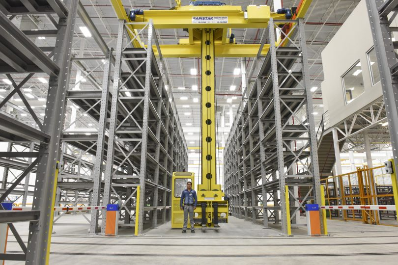 Ross Technology Dexco Structural Racking