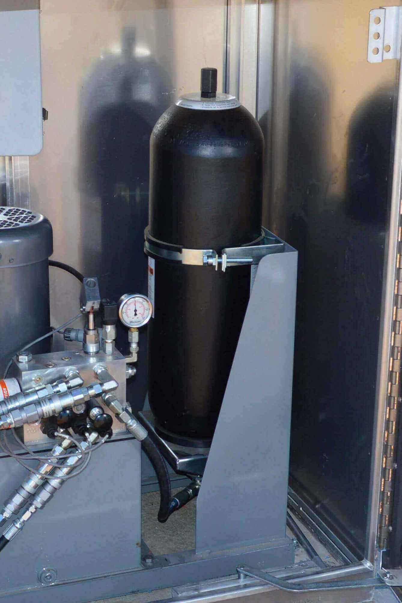 Pump Wedge Kit >> (XT-1000)K12 Shallow Mount Wedge Barrier - Ross Technology
