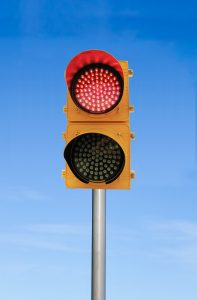 Traffic Light - Pole