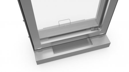 Ross Technology DOS FE/BR & Blast Aluminum Windows Deal Tray