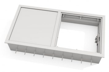 Ross Technology Maximum Security Sliding Hatch DOS 60 Minute FE/BR