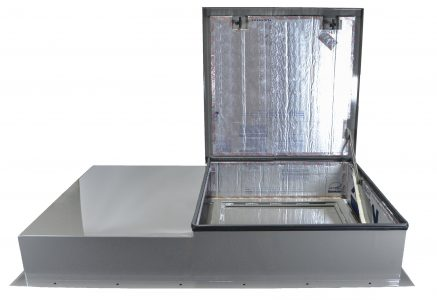 Ross Technology Maximum Security Sliding Hatch DOS 60 Minute FE/BR Weather Cover