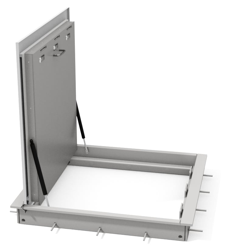 Ross Technology Maximum Security Hinged Hatch DOS 60 Minute FE/BR