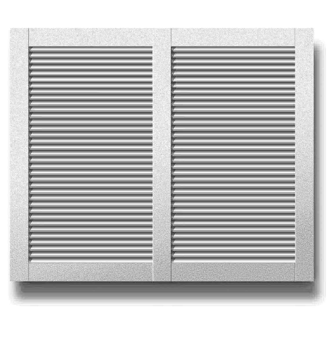 Ross Technology DOS 60 Minute FE/BR Maximum Security Louvers