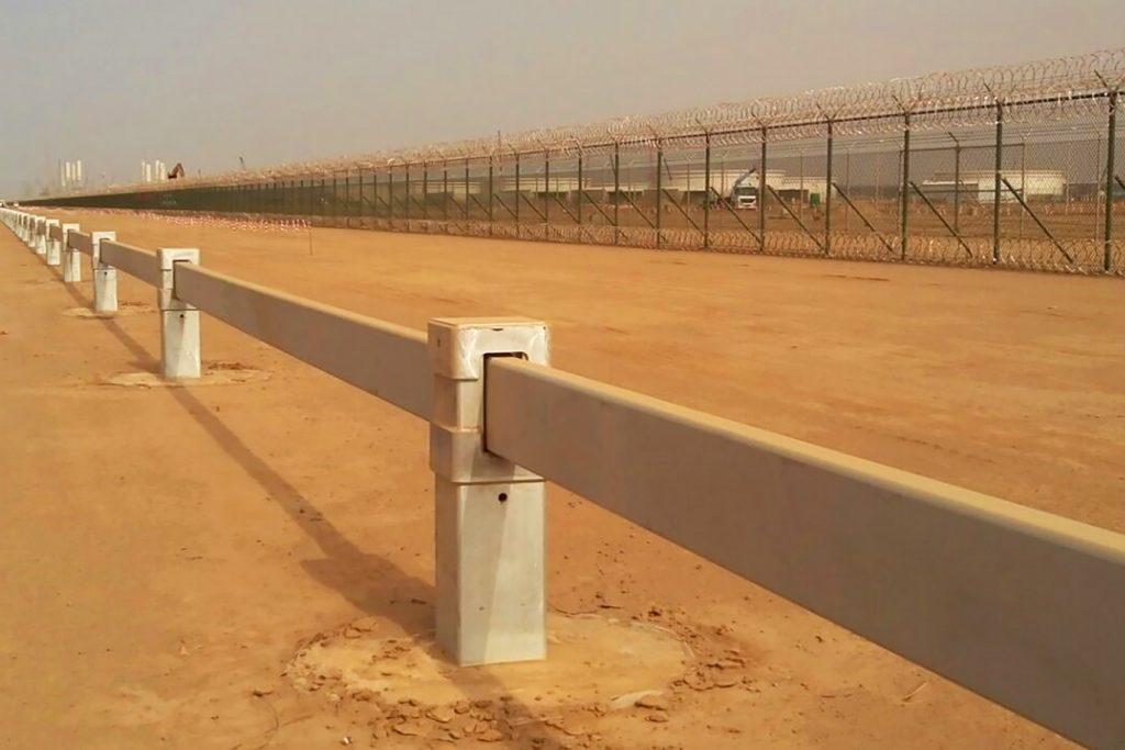 Ross Technology (XL-501 / RSS-F501D) M50 P1 Post & Beam Fence