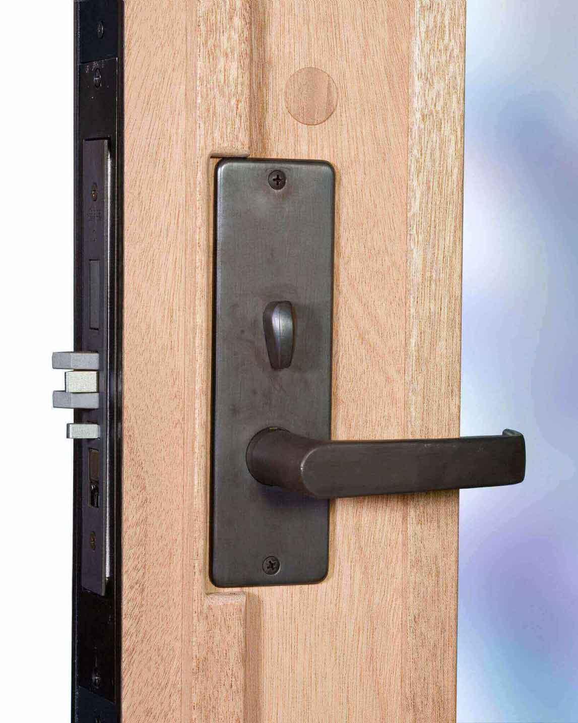 Wood Veneer & Maximum Security Doors - DOS 60 Minute FE/BR u0026 Fire - Ross Technology