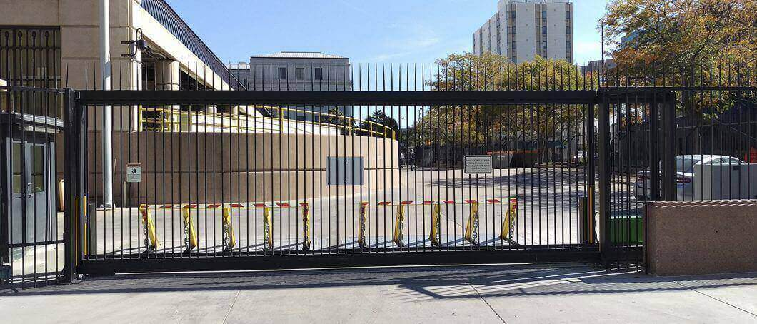 Ross XT-4000 Anti-Climb Sliding Gate