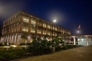 US Embassy in Cotonou, Benin