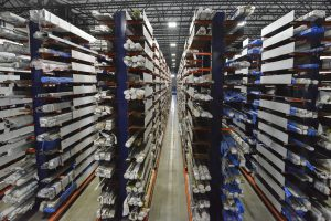 Ross Dexco Cantilever Racking System
