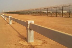 Ross Technology Tubular Post and Beam Fence