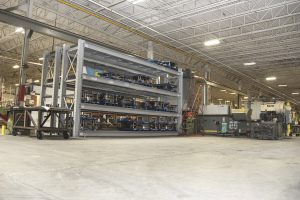 Ross Technology Whirlpool Corporation Dexco Racking