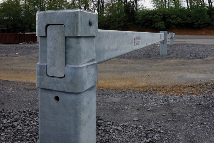Ross Technology Perimeter Security Anti-Ram Fencing