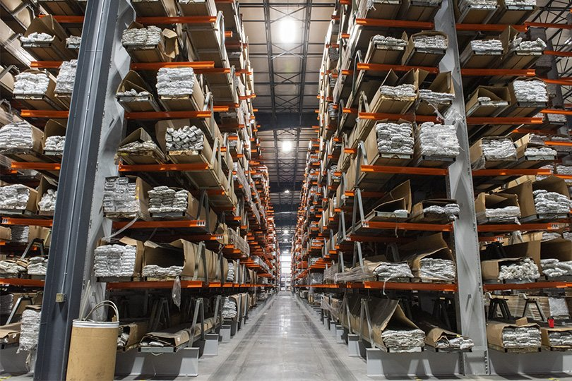 Dexco Cantilever Racking Systems for Industrial Storage Solutions from Ross Technology