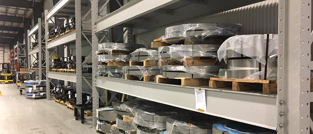 Dexco™ Coil Storage System - Widespan